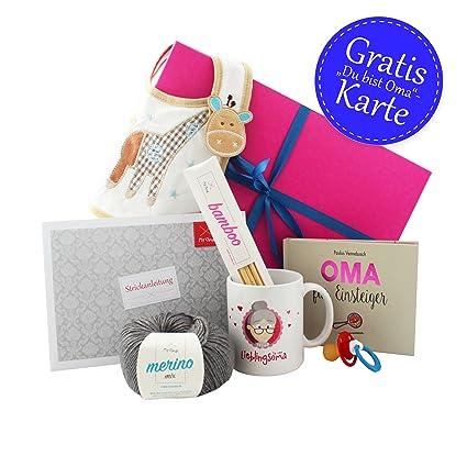 La abuela de regalo * Hola abuela! Caja de regalo de la ...