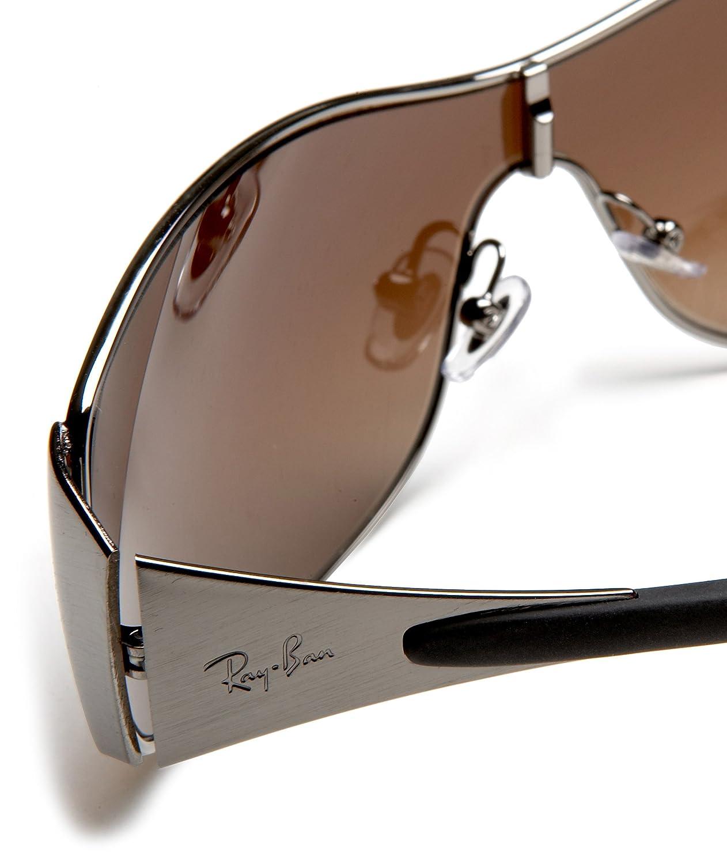 0cc118741a3 ray ban sunglasses 3268 gunmetal rayban rb3268 sunglasses rayban ...