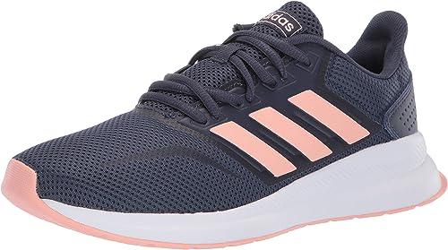 Adidas Runfalcon - Zapatillas de Running para Mujer, Color Azul, Rosa y  Azul, N/A, 7.5 B US