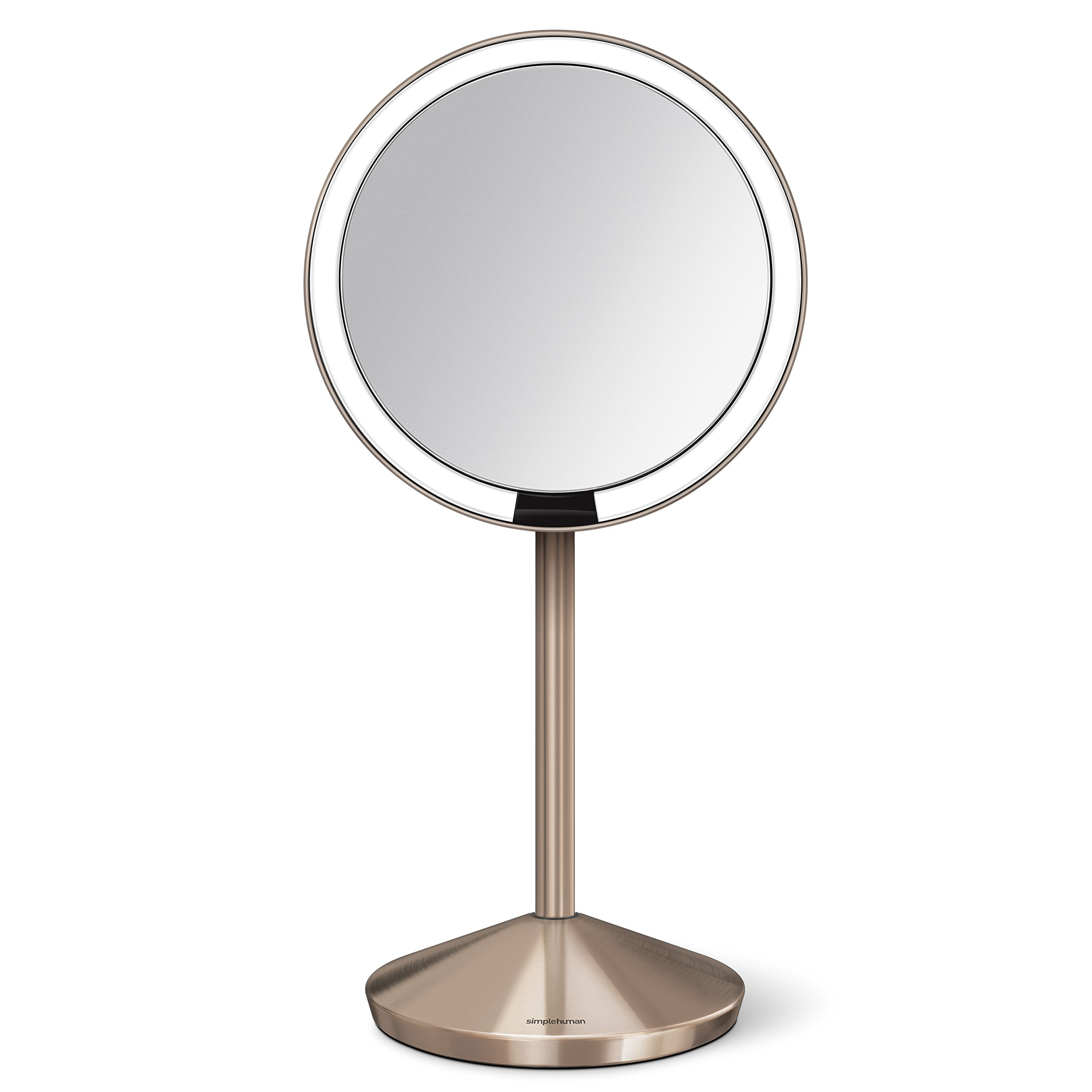 Simplehuman 5 Inch Sensor Mirror Lighted Makeup Mirror