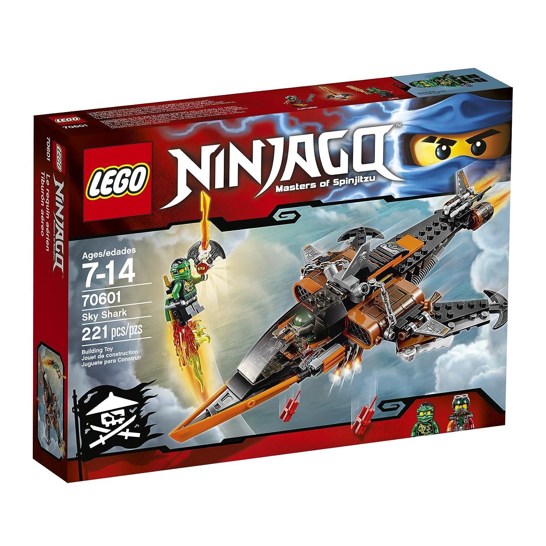 LEGO Ninjago Sky Shark 70601