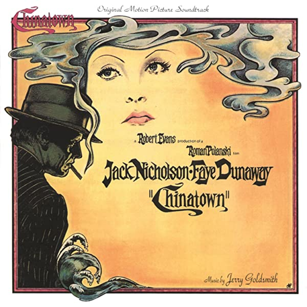 Chinatown Soundtrack By Jerry Goldsmith On Amazon Music Amazon Com