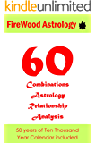 60 Combinations Astrology Relationship Analysis: Ten Thousand Year Calendar (English Edition)