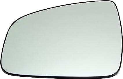 TarosTrade 57-0291-L-46815 Cristal De Retrovisor Calefactable Hasta 2001 Lado Izquierda