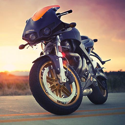Game:Bike in Traffic Race