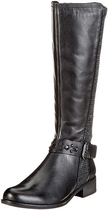 77f3d6d684b588 CAPRICE 25500, Botines Femme: Amazon.fr: Chaussures et Sacs