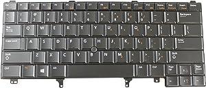 Dell OEM 8G016 Black Keyboard Latitude E6430S