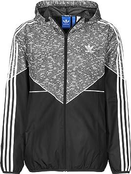 Adidas - Chaqueta Cortavientos de Hombre es WB: Amazon.es: Deportes y aire libre