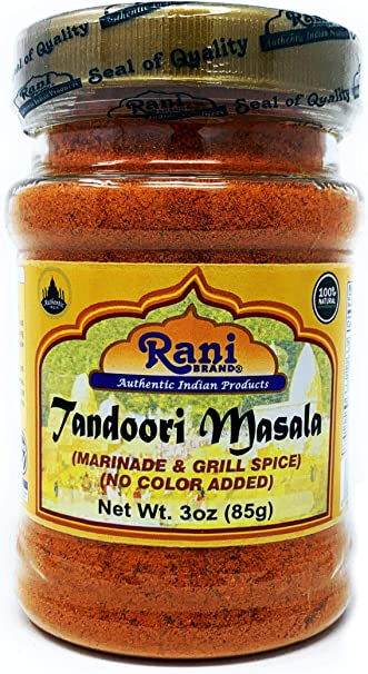 Rani Tandoori Masala Peso neto. 3 oz (85 g)