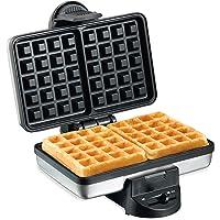 Hamilton Beach 26009 waffle iron - Gofrera Stainless steel