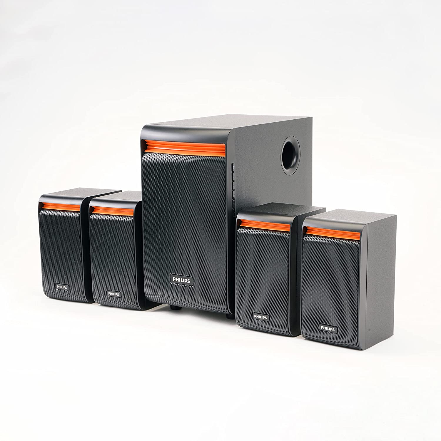 Philips SPA8140B/94 Speakers System