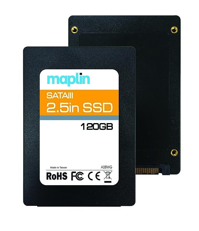 Phison 120 GB de 2.5 pulgadas SATA III SSD 540 MB/s Interna de ...