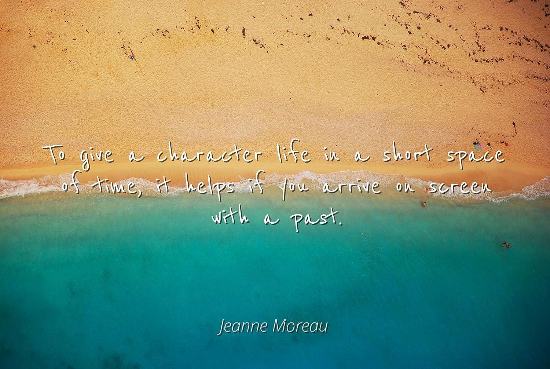 Amazon com: Home Comforts Jeanne Moreau - Famous Quotes