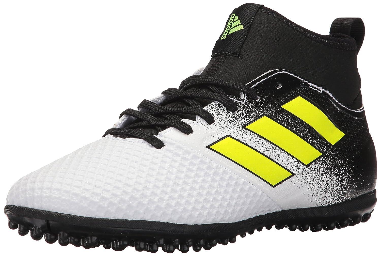 adidas Men's Ace Tango 17.3 Turf Soccer Shoe B01N6GGRAY 10.5 D(M) US|White/Solar Yellow/Black