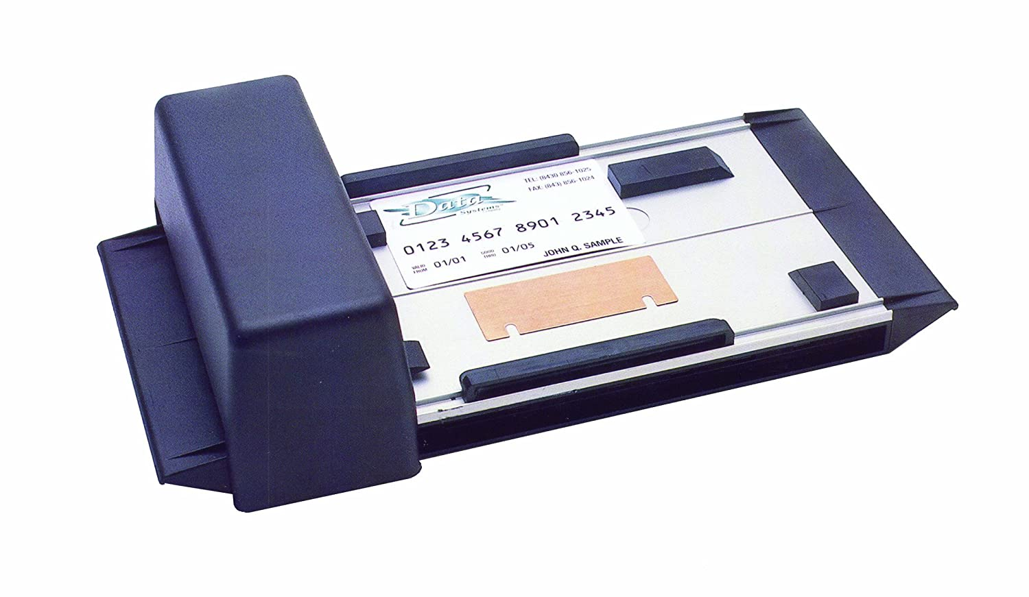 Data Systems Manual Credit Card Imprinter (515-101-002) Data Systems Company Inc.