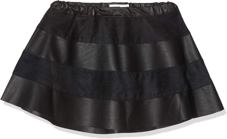 Nero 164 Bambina Name IT NOS Bermuda-Shorts Megaflex Gonna Black Black
