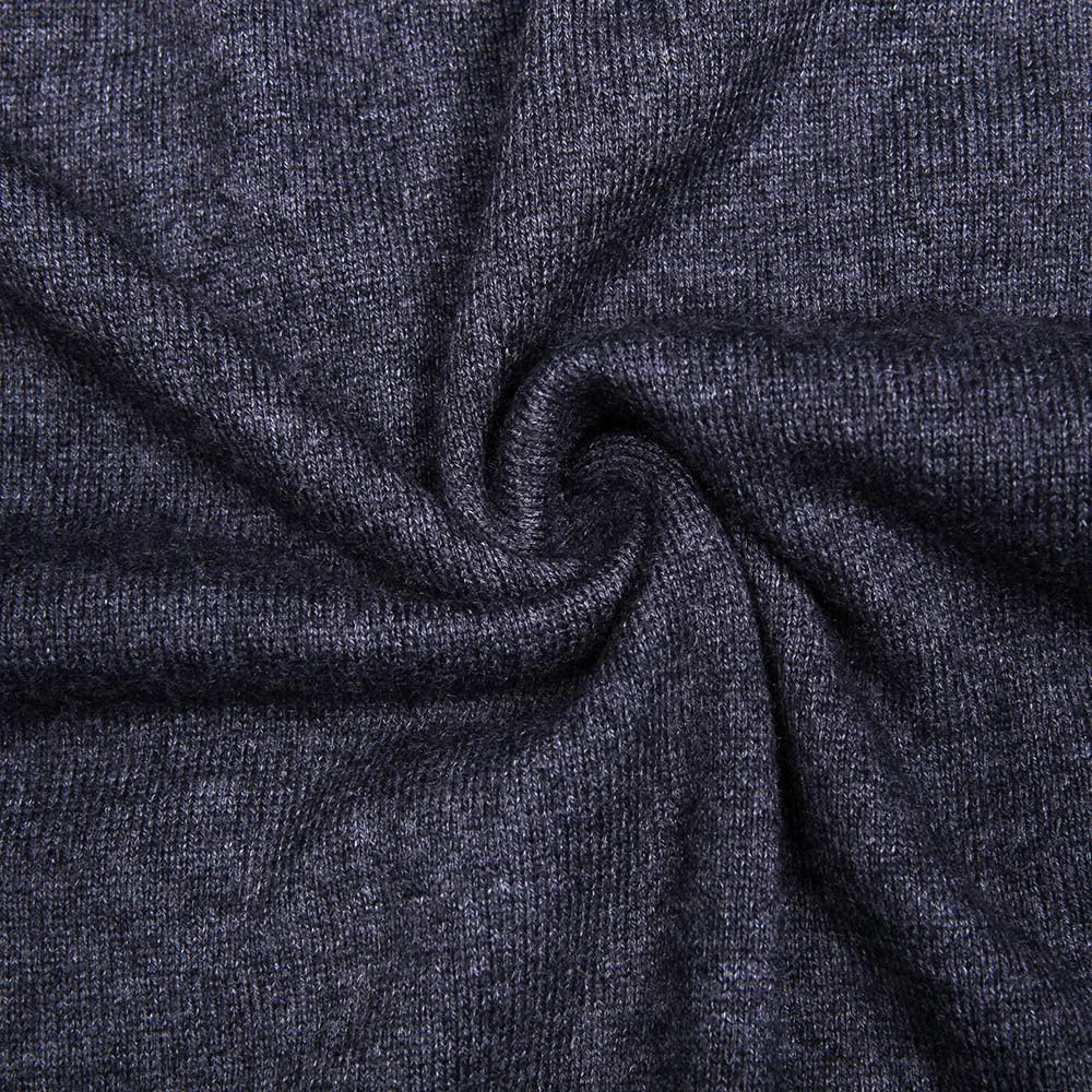 Kallspin Men/'s Cashmere Wool Blended Cardigans Relax Fit V-Neck Long Sleeve Sweater with Button /& Pockets