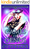 Games of Genus: A Thrilling Dark Romance (The Baker Street Archives Book 1)