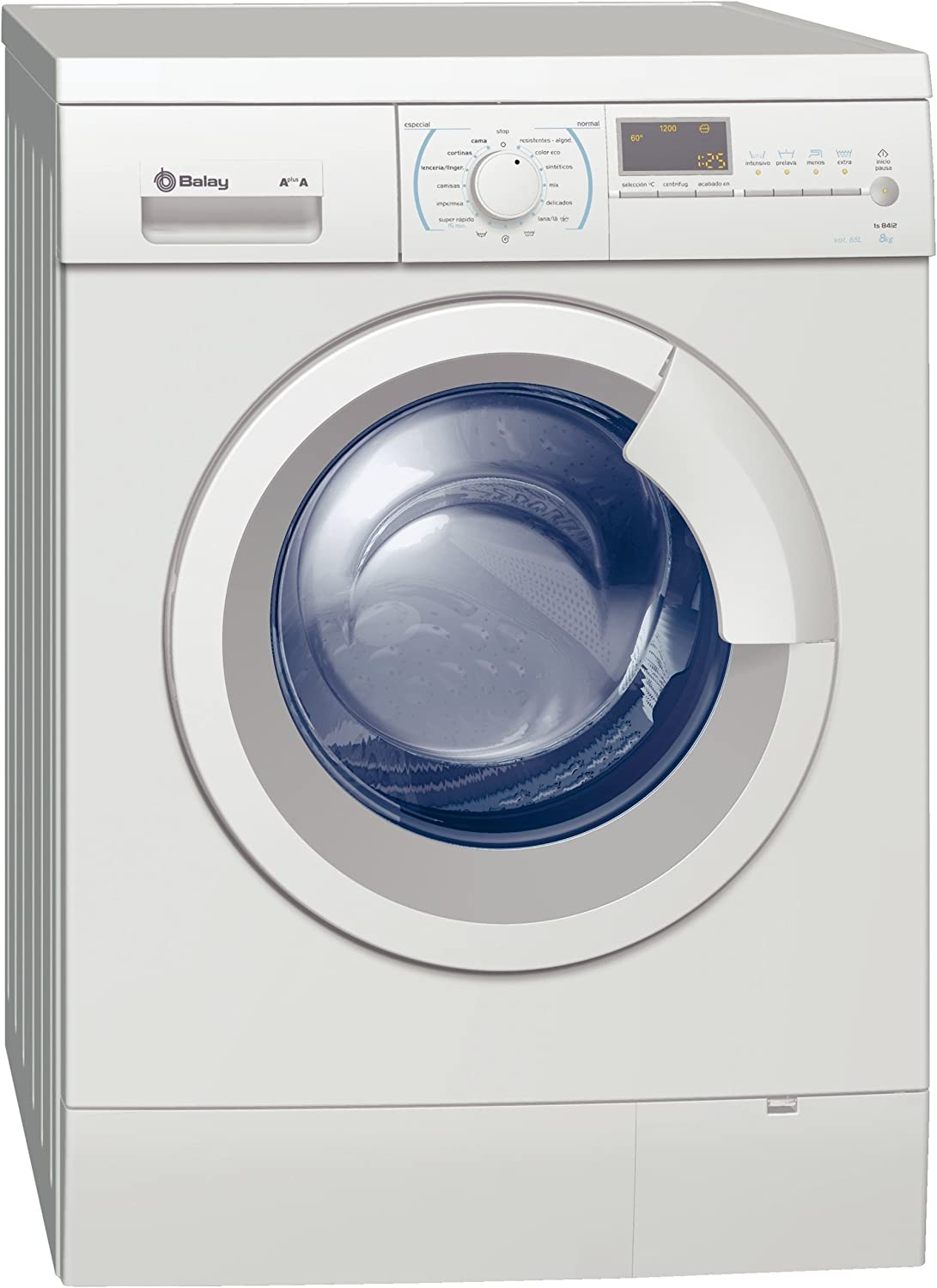 Balay 3TS84120A Independiente Carga frontal 8kg 1200RPM A-10 ...