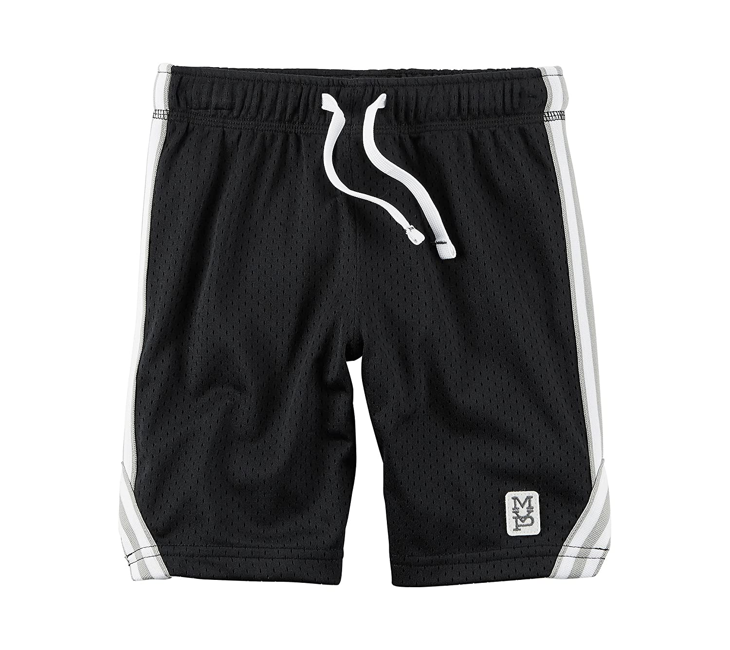 Carters Boys 2T-8 Mesh Shorts