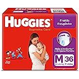 Huggies Fralda Supreme Care Roupinha Mega M, 36 Fraldas