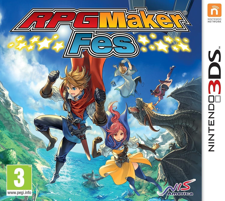 RPG Maker Fes (Nintendo 3DS): Amazon co uk: PC & Video Games