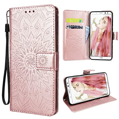 VemMore Funda para Samsung Galaxy S8 Carcasa Libro con Tapa Flip Folio Case de PU Cuero Silicona Soporte Plegable Ranuras Tarjetas y Billetera ...