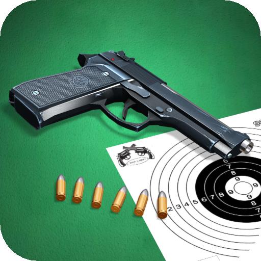 - Pistol Shooting. Gun Simulator.