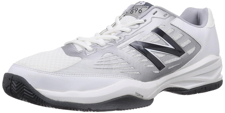 New Balance MC896 D, Chaussures de tennis homme, blanc (White), 45.5