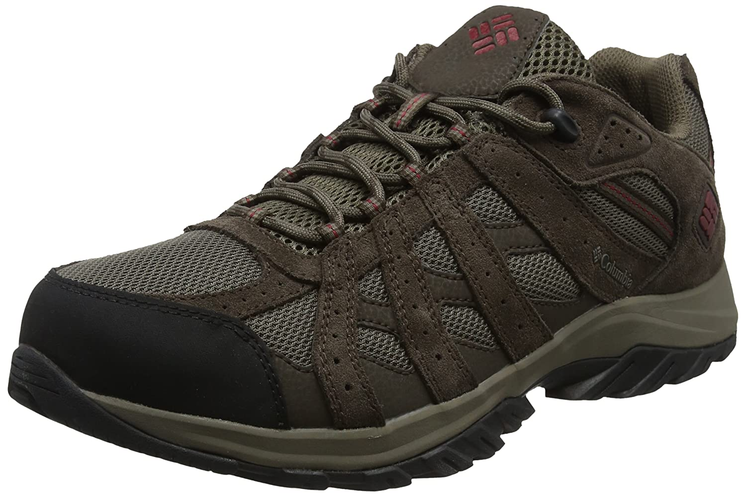 TALLA 42 EU. Columbia Canyon Point Waterproof, Zapatillas de Senderismo, Impermeable para Hombre