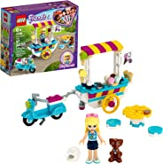 LEGO Friends Ice Cream Cart 41389 Building Kit, Featuring Friends Stephanie Mini-Doll, New 2020 (97 Pieces)