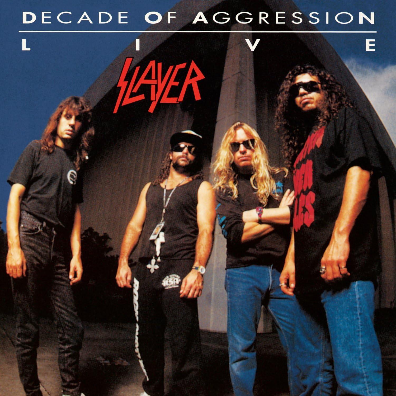 Live: Decade of Aggression [Disco de Vinil] | Amazon.com.br