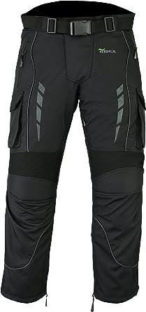 Pantalones De Motociclista Ridex Impermeables Termicos Blindados Cmt3 Amazon Es Ropa Y Accesorios