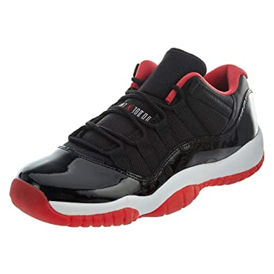 a767f5e3d14a23 Air Jordan 11 Retro Low BG  quot Bred quot  ...