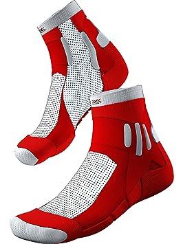 X-Bionic Pro Patriot - Calcetines para ciclismo Switzerland Talla:35 - 38: Amazon.es: Deportes y aire libre
