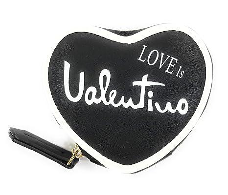 Monedero Valentino Stewie Negro: Amazon.es: Equipaje