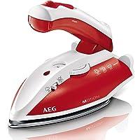 AEG DBT 800 Rese-ångstrykjärn, Röd/Vit
