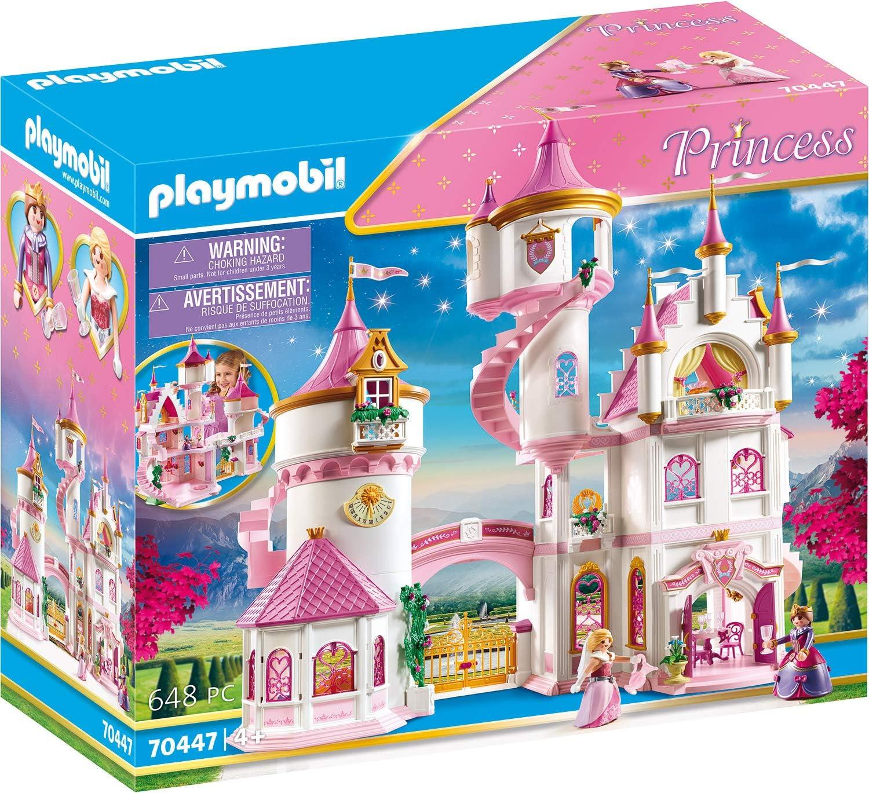 Playmobil Large Princess Castle 70447 with moveable Dancefloor 648 pcs