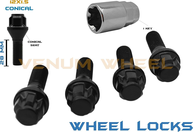 20 x Black wheel nut bolt covers To Fit BMW e46 318i 320i 325i 328i 330i M3