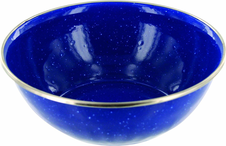 Durable Enamel Bowl