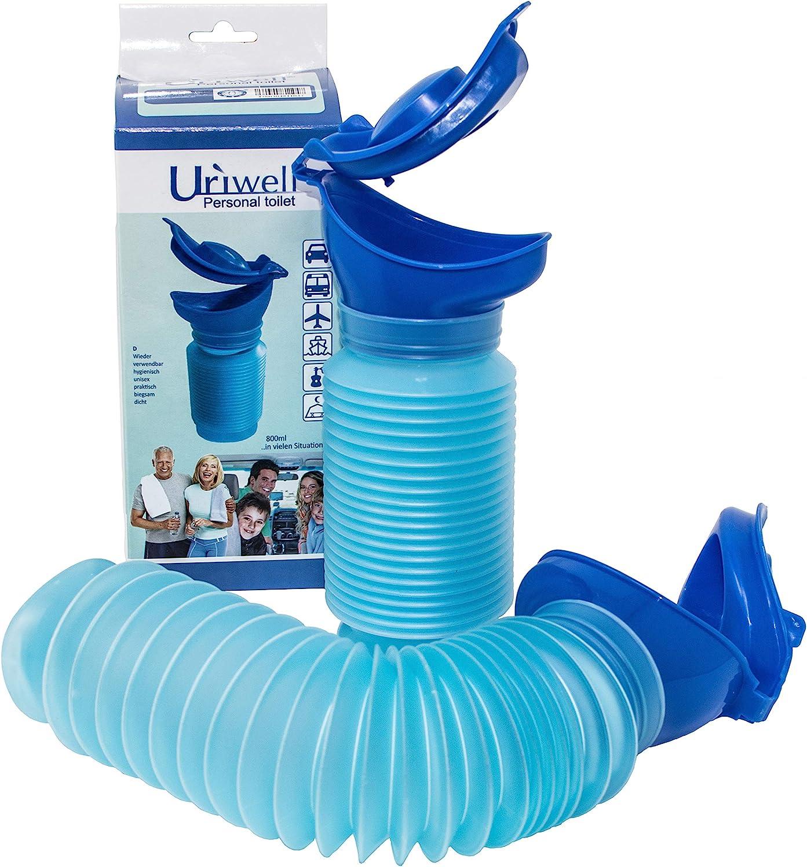 Uriwell mini-urinoir pour elle et lui