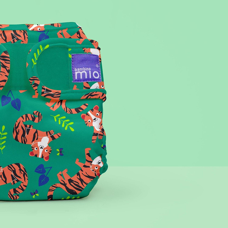 miosoft cobertor de pa/ñal Bambino Mio a navegar talla 1 9 kg