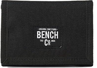 Bench - Cartera para hombre de Lona Hombre, color negro ...