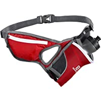 Salomon Hydro 45 Iron Bottle Belt (Bright Red)