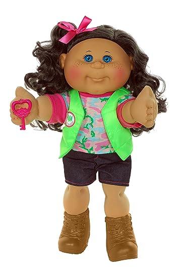 """Buy cabbage patch kids 9"""" deluxe splash n' float brown eye girl."""