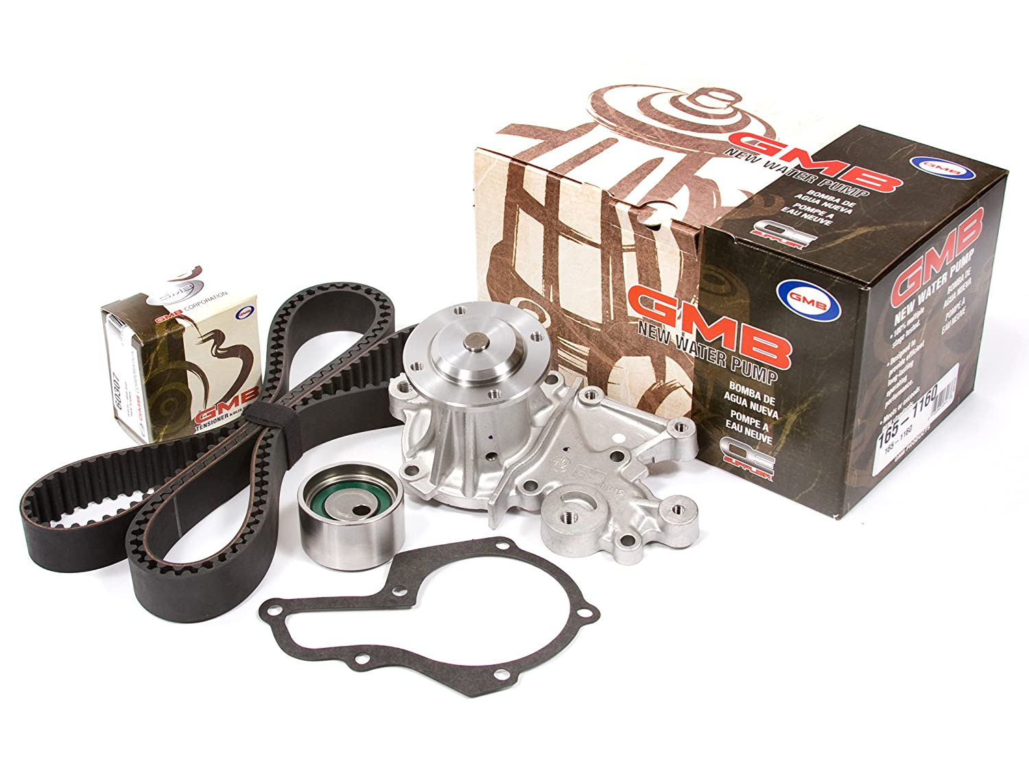 Amazon.com: Evergreen TBK194AWP Fits 98-01 Chevrolet Metro Suzuki Swift 1.3L SOHC 16V Timing Belt Kit GMB Water Pump: Automotive