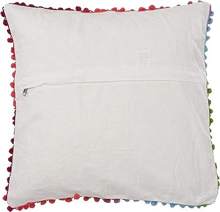 TryPinky/® Handmade Kissenbezug Boho Fuchs Mint verschiedene Gr/ö/ßen Kinderkissen Babykissen Dekokissen Kissenh/ülle 100/% Baumwolle