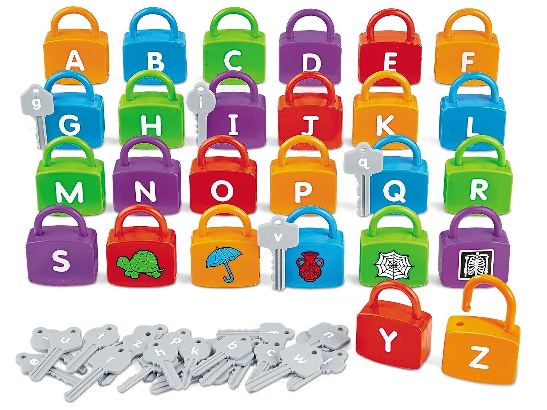 Lakeshore Alphabet Learning Locks Lakeshore Learning Materials