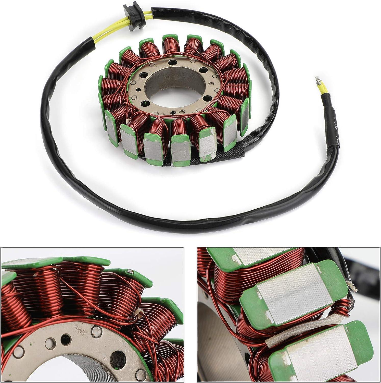 Artudatech Motorrad Generator Magneto Stator Spule Moto Generator Motor Stator Coil Zündgenerator Für Benelli Jet Skis Belassi B3s 1602cc Auto