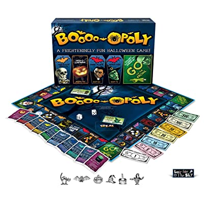 Boooo-opoly: Toys & Games